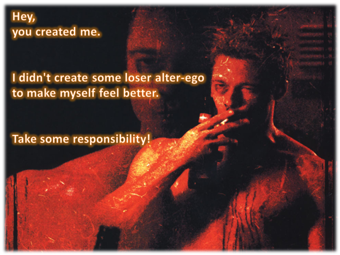 Brad Pitt - Fight Club (1999)