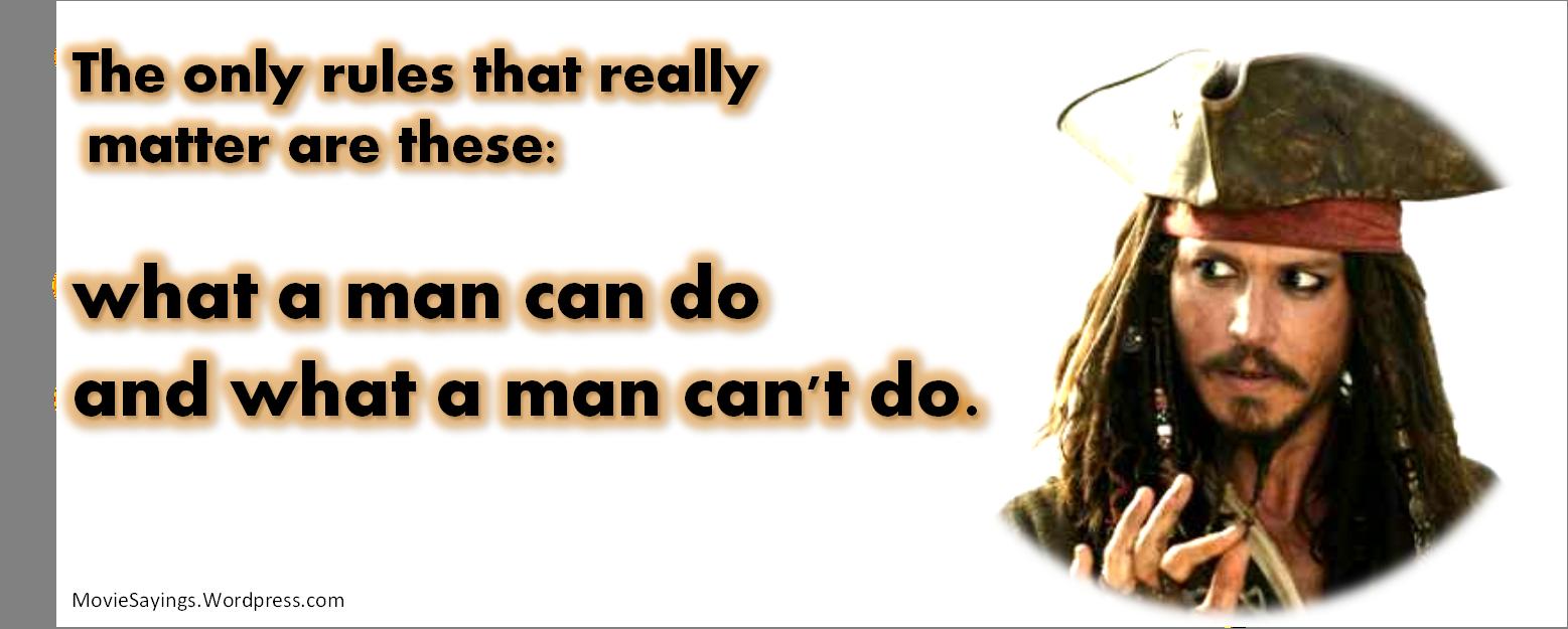 Jack sparrow quotes rum
