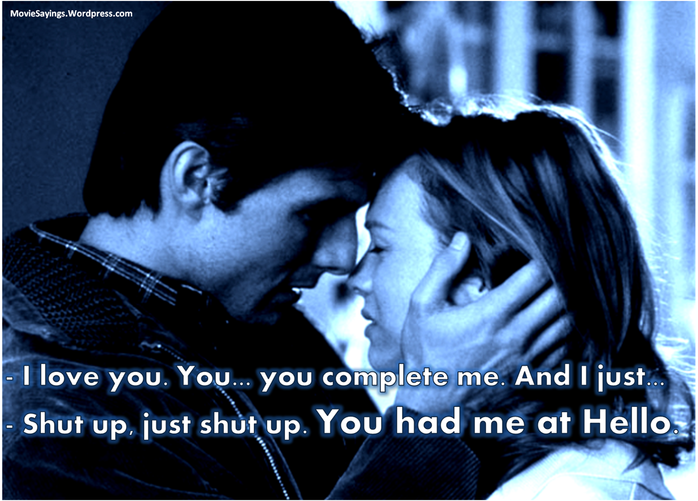 Jerry Maguire | Movie Sayings