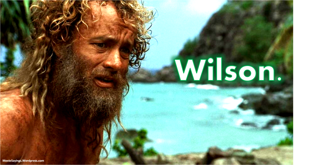 Tom Hanks - Cast Away