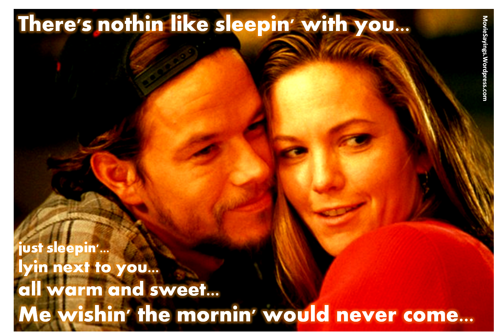 Mark Wahlberg The Perfect Storm Movie Sayings