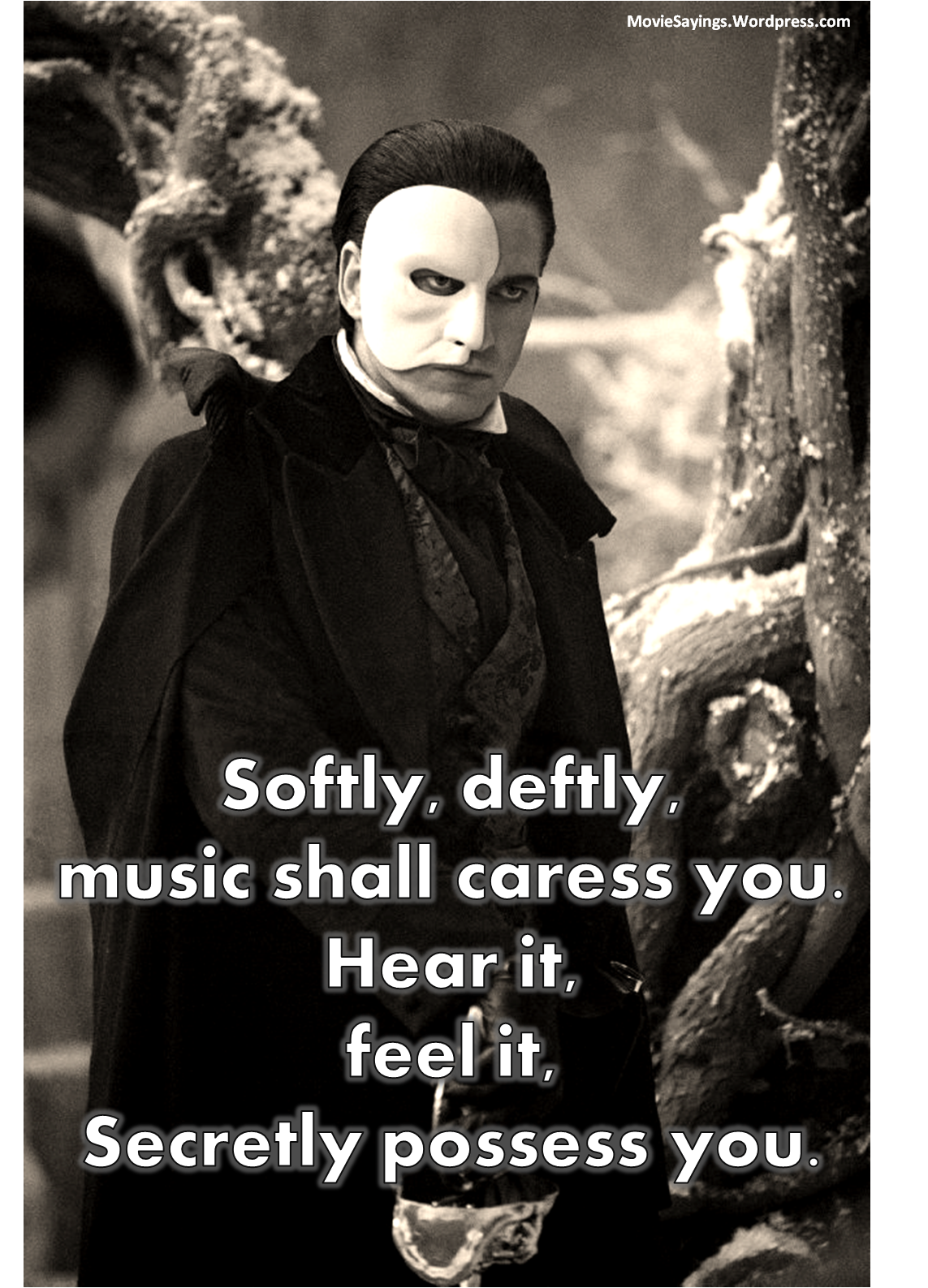 Opera Quotes The Phantom Of The Opera Quotes  Movie Sayings