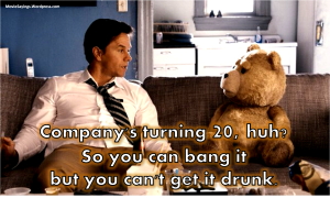 Funny Ted Quotes Movie