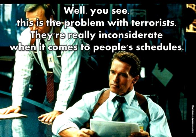 Arnold Schwarzenegger - True Lies (1994)