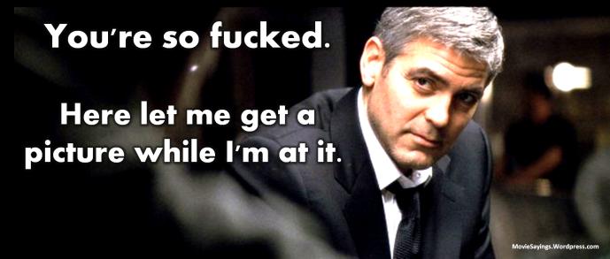 George Clooney - Michael Clayton (2007)