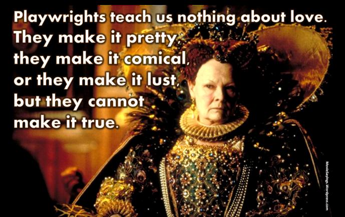 Judi Dench - Shakespeare in Love (1998)