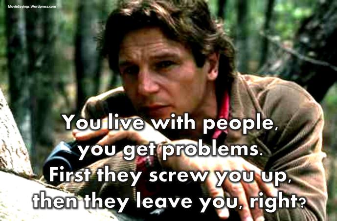 Liam Neeson - Nell (1994)