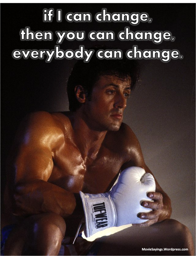 sylvester stallone � rocky iv movie sayings